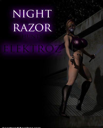 Night Razor Hunts Elektroz