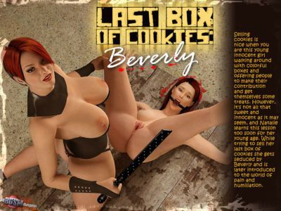 Last Box of Cookies : Beverly