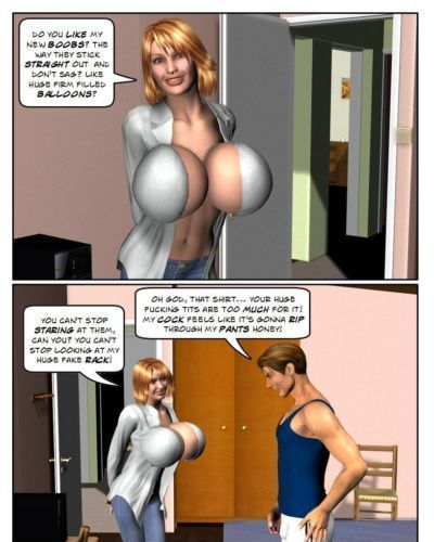 1000 cc breast expansion - part 2