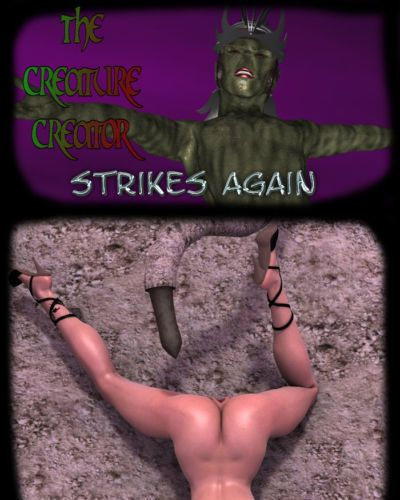 [Amazons and Monsters] Creature Creator Strikes Again