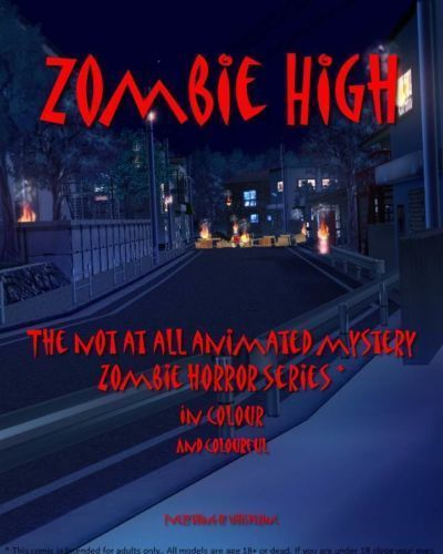 Zombie High part 2