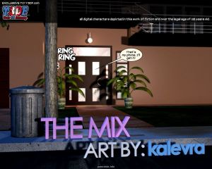 Y3DF-The Mix