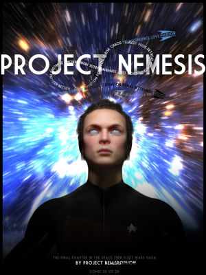 Project Bellerophon Comic 20: Project Nemesis