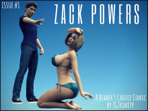 Zack Powers 1, 2- TGTrinity