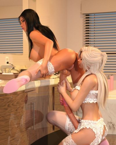 Tatiana, Kayla 1 - Girls Will Be Girls - part 4