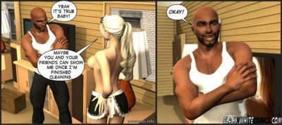 Maid Service- BNW - part 2