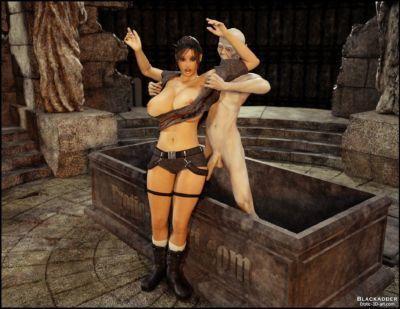 Lara nghề sex