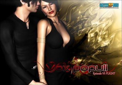 Vox Populi 6- Crazyxxx3D World