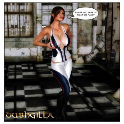 Lara Angelina fan Fuck- Dubhgilla