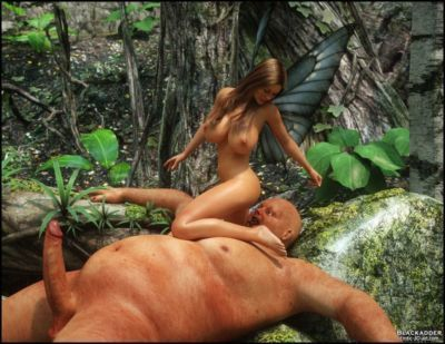 Blackadder- Beauty And The Beast - part 3