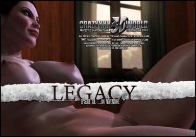 Legacy  Episode 13
