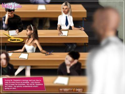 Naif lulu 1- Ultimate D porno - PART 2