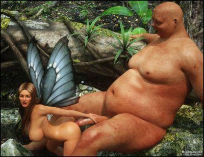 Blackadder- Beauty And The Beast - part 4