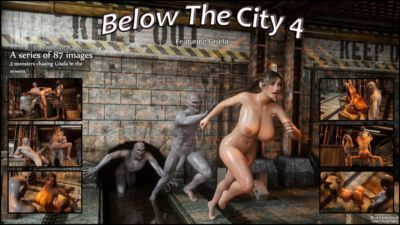 Blackadder- Below The City 4