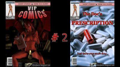 VipComics #1 : The Doc\