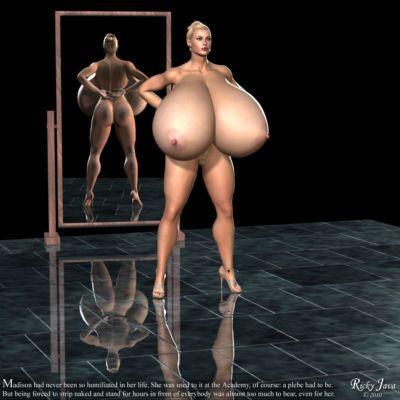 الثدي التوسع