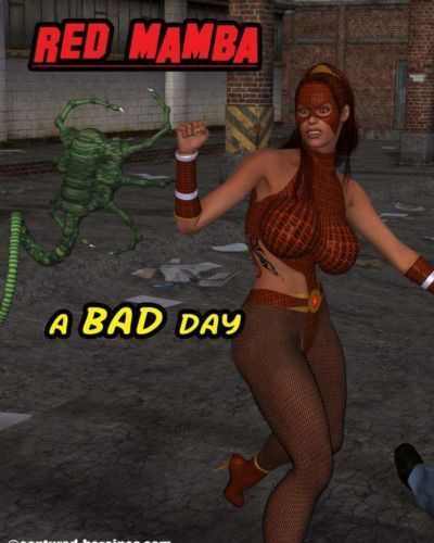 Red Mamba - A Bad Day
