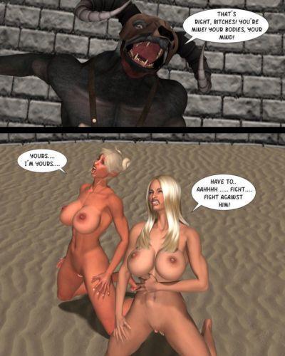 Monster Hunt - part 4