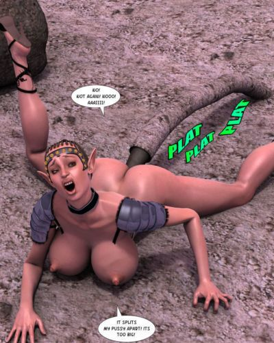 [Amazons and Monsters] Creature Creator Strikes Again - part 2
