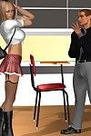 Schoolgirl seduced by teacher - part 4