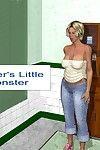 Mothers little monster