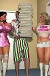 Two big boobs sluts