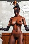 Panther Girl 18