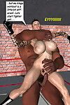 Monster Cock - Issue 03 - I Luv Mike T - part 2