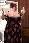 3Darlings Model Nadia eat Donuts - part 5