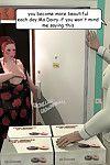3Darlings Model Nadia eat Donuts - part 8