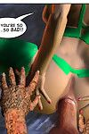 Mindy - Sex Slave On Mars c401-425
