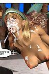 Mindy - Sex Slave On Mars c401-425 - part 15