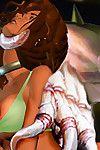 Mindy - Sex Slave On Mars c201-225 - part 12