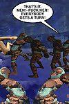 Mindy - Sex Slave On Mars c201-225 - part 15
