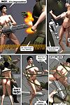 The FX Files - True Sex - 3D XXX Hardcore Comics