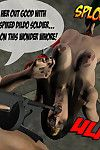 Wonder Woman - Seize Invisible Plane - part 8