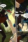Cahira the Amazon part 2