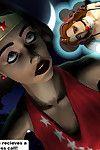 [Redpill333] Wonderwoman enslavement comic