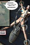 [Redpill333] Wonderwoman enslavement comic - part 4