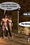 Lucian\'s Bondage Warriors - part 2