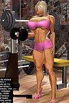 [Entropy] BXS 64 - Gym Dandy - Mimi- with Kim dropping by