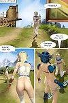 Cahira the Amazon - part 3