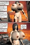 [BEGiantess] Giantess Lab Girl - Issue 01 - part 2
