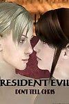 Resident evil :Dont tell Chris