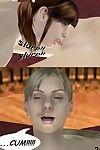 Resident evil :Dont tell Chris - part 2
