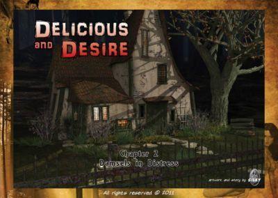 Delicious And Desire 2&3