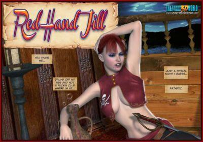 Red Hand Jill Episode 1