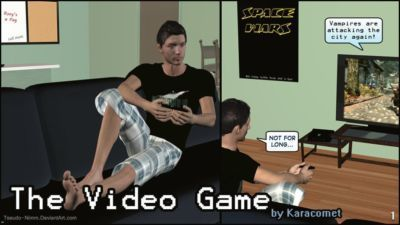 [Karacomet] The Video Game