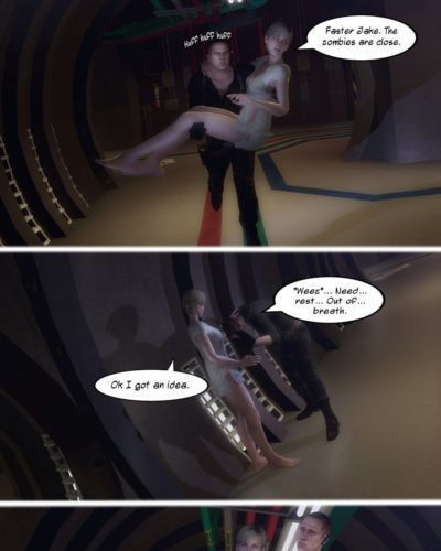 Updated gallery of the works of Rastifan Pt 2 (Comic Shorts) - part 8