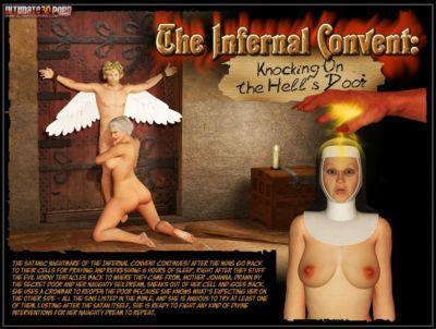 il infernale convento 3 - bussare su il hells porta